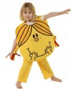 Girls Miss Sunshine Costume